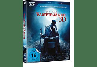 Abraham Lincoln - Vampirjäger (3D+2D) [Blu-ray 3D]