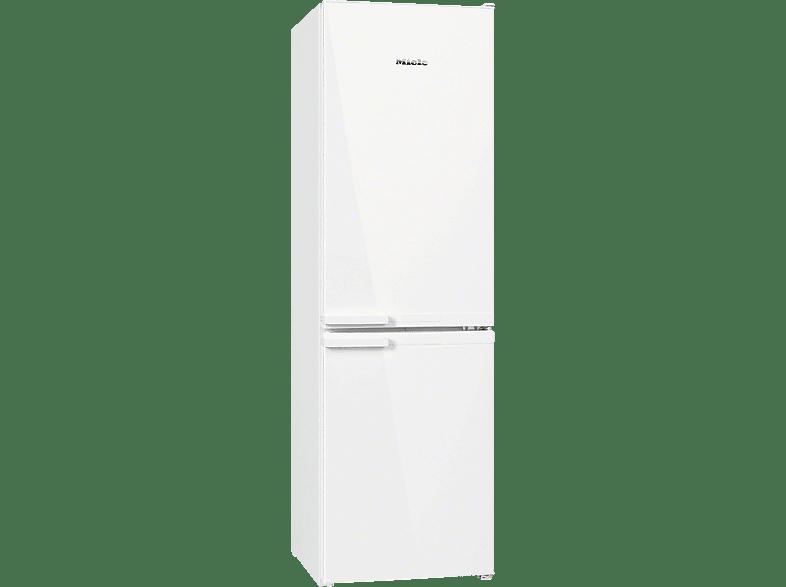 MIELE KD 28052 ws  Kühlgefrierkombination (A++, 210 kWh/Jahr, 1812 mm hoch, Weiß)