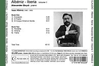 Alexander Boyd - Iberia Buch 1+2 [CD]