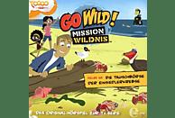 Go Wild!-mission Wildnis - Go Wild!-Mission Wildnis 22: Einsiedlerkrebse - (CD)