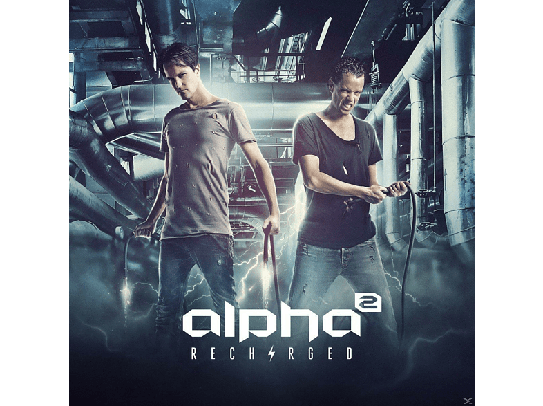 Alpha2 - Recharged [CD]
