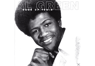 Al Green - Back Up Train  - (CD)