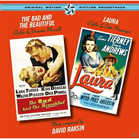 Mgm Studio Orchestra - The Bad And The Beautiful+Laura (Ost)+7 Bonus [CD]