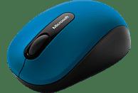 MICROSOFT PN7-00023 Maus, Blau