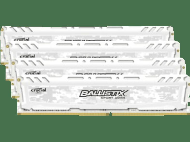BALLISTIX Ballistix Sport LT Kit Arbeitsspeicher 16 GB DDR4