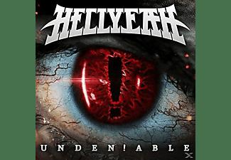 Hellyeah - Unden!Able  - (Vinyl)