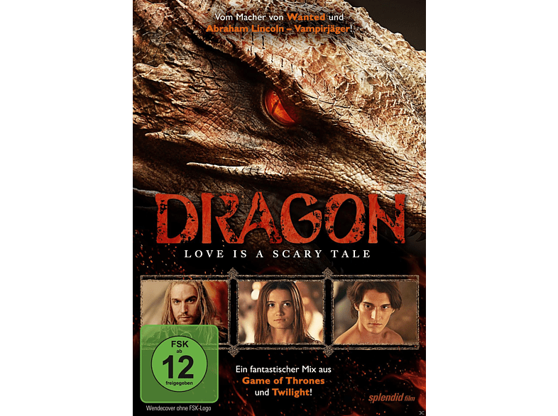 Dragon - Love Is a Scary Tale [DVD]