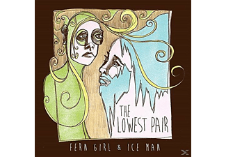 The Lowest Pair - Fern Girl & Ice Man  - (CD)
