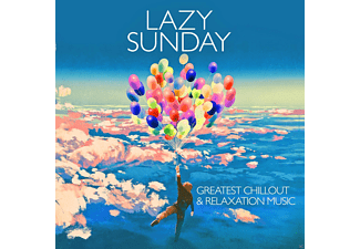 VARIOUS - Lazy Sunday - Greatest Chillout & Relaxation Music  - (CD)