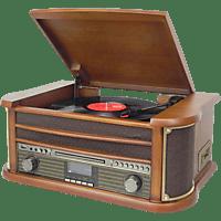 SOUNDMASTER NR 545 DAB +BT Musikcenter (Holzfurnier)