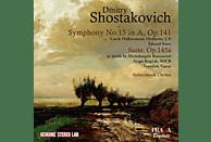 Serov Eduard, Frantisek Vajnar, Sergei Kopcak, The Czech Philharmonic Orchestra - Sinfonie 15 [CD]