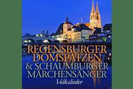 Regensburger Domspatzen, Schaumburger Märchensänger - Volkslieder [CD]