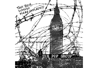 The Pop Group - The Boys Whose Head Exploded  - (CD + DVD Video)