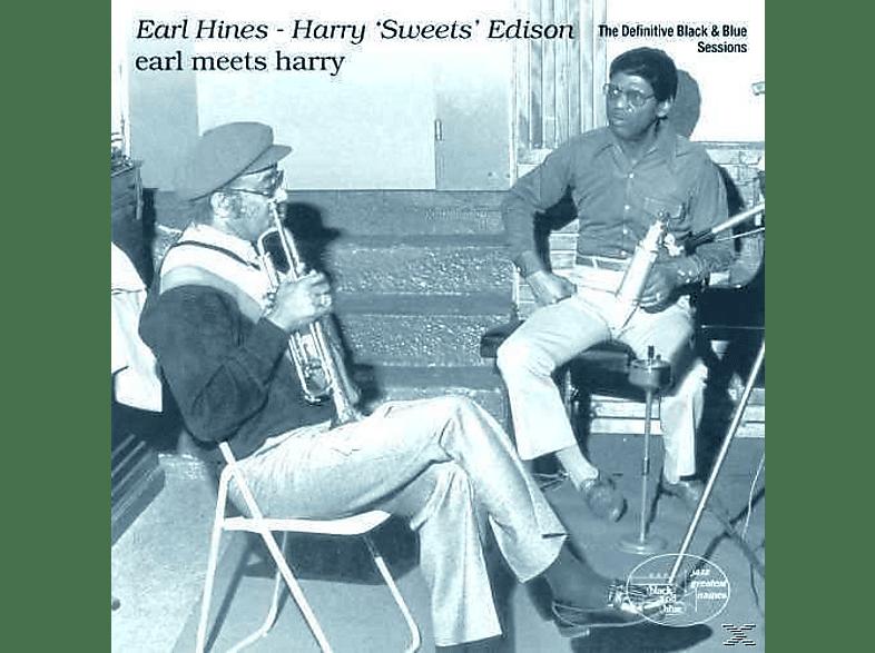 Harry Sweets Edis, Earl Fatha Hines - EARL MEETS HARRY [Vinyl]