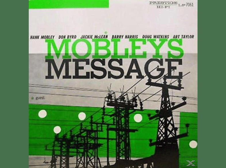 Hank Mobley - MOBLEYS MESSAGE (200G) [Vinyl]