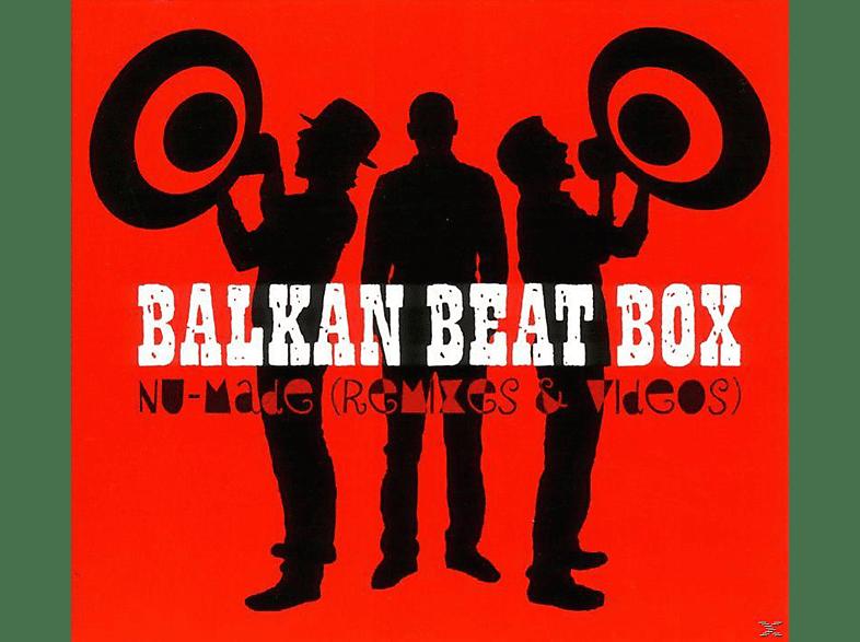 Balkan Beat Box - Nu-Made [CD]