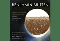 Markus Däunert, Aldeburgh Strings, Allan Clayton - Serenade Für Tenor, Horn Und Streicher/+ [CD]