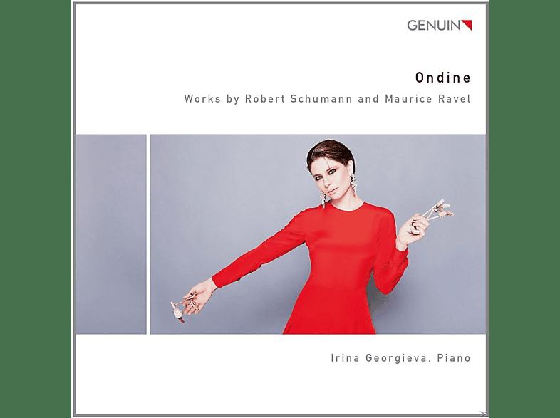Irina Gerogieva - Ondine-Werke Für Klavier [CD]