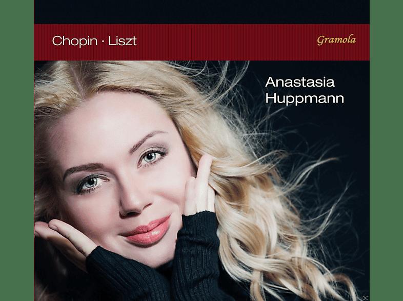 Anastasia Huppmann - Klavierwerke [CD]