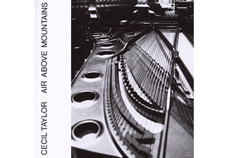 Cecil Taylor - Air Above Mountains  - (CD)