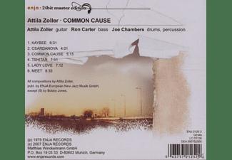 Attila Zoller - Common Cause-Enja24bit  - (CD)