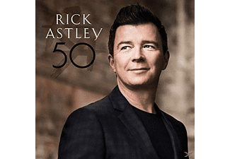Rick Astley - 50  - (CD)