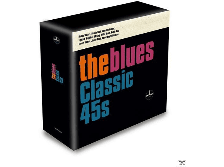 VARIOUS - The Blues-Classics 45s [Vinyl]