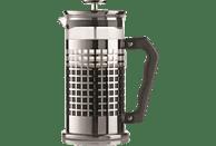 BIALETTI 3270 French Press Trendy Kaffeebereiter Silber