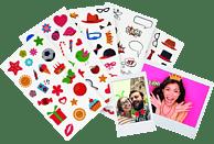 FUJIFILM 27818 Instax Fun Sticker Set, Instax Mini Film