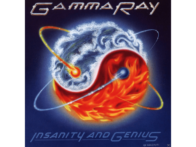 Gamma Ray - Insanity And Genius (Anniversary Edition) [CD]