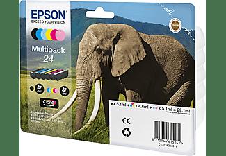 EPSON Original Tintenpatrone mehrfarbig (C13T24284011)