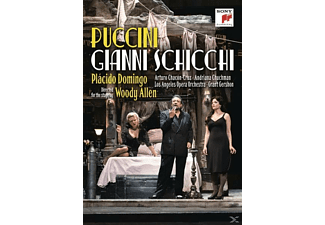 Plácido Domingo, Arturo Chacon-Cruz, Andriana Chuchman, Los Angeles Opera Orchestra - Gianni Schicchi  - (DVD)