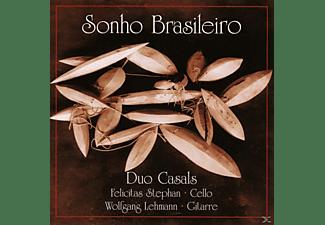 Duo Casals - Sonho Brasileiro  - (CD)