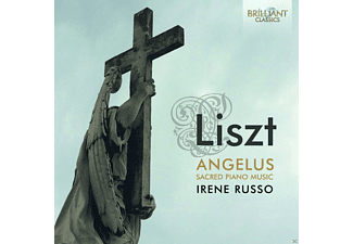 Irene Russo - Angelus/Sacred Piano Music  - (CD)
