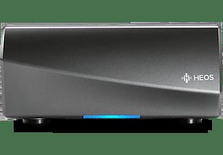 DENON HEOS LINK HS2 Streaming Lautsprecher App-steuerbar, Bluetooth, W-LAN Schnittstelle=802.11a/b/g/n/ac, Silber/Schwarz