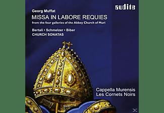 Johannes Strobl, Cappella Murensis, Les Cornets Noirs - Missa In Labore Requies  - (CD)