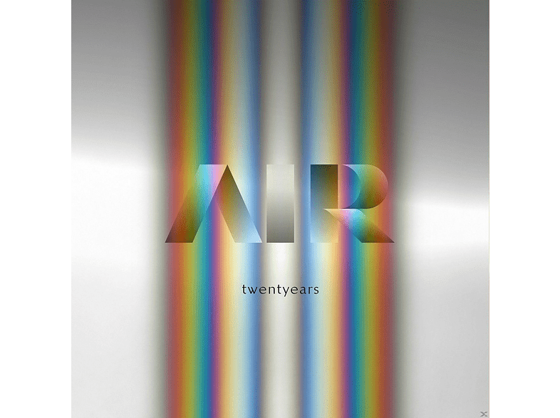 Air - Twentyears [LP + Bonus-CD]