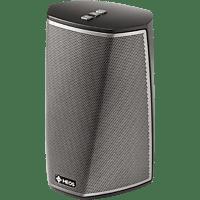DENON HEOS 1 HS2 - Streaming Lautsprecher (App-steuerbar, Bluetooth, 802.11a/b/g/n/ac, Silber/Schwarz)