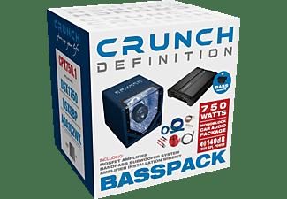CRUNCH CPX750.1 Basspaket
