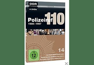 Polizeiruf 110 - Box 14: 1986-1987 DVD