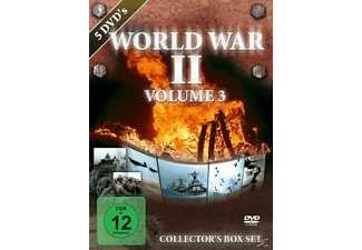 World War II Vol.3 DVD