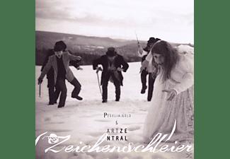 Pegelia & Art Zentral Gold - Zeichenschleier  - (CD)