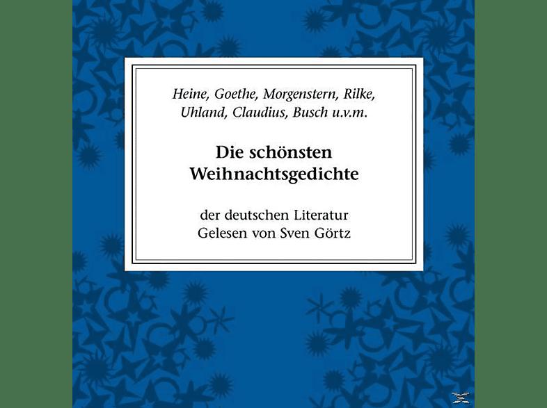 Sven Görtz - Die Schönsten Weihnachtsgedichte - (CD)
