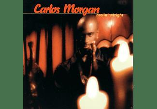 Carlos Morgan - Feelin Alright  - (CD)