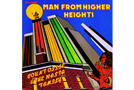 Count Ossie, The Rasta Family - Man From Higher Heights [CD]