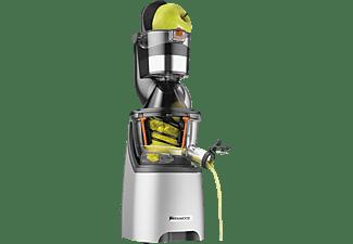 KENWOOD JMP800SI PureJuice Pro™ Slow Juicer 240 Watt, Silber/Schwarz