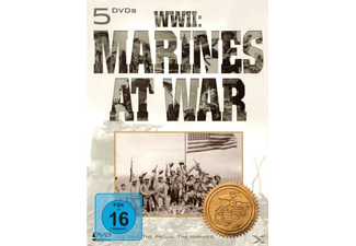 WWII - Marines at War DVD