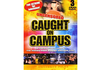 Caught on Campus (Uncensored) DVD