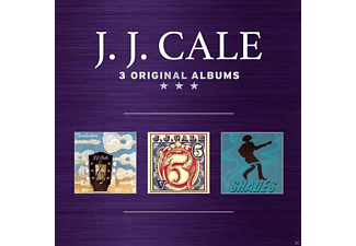 J.J. Cale - 3 Original Albums - (CD)