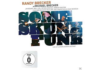 Randy Brecker, VARIOUS, Michael Brecker, WDR Big Band Köln - Some Skunk Funk (Live At Leverkusener Jazztage)  - (DVD)